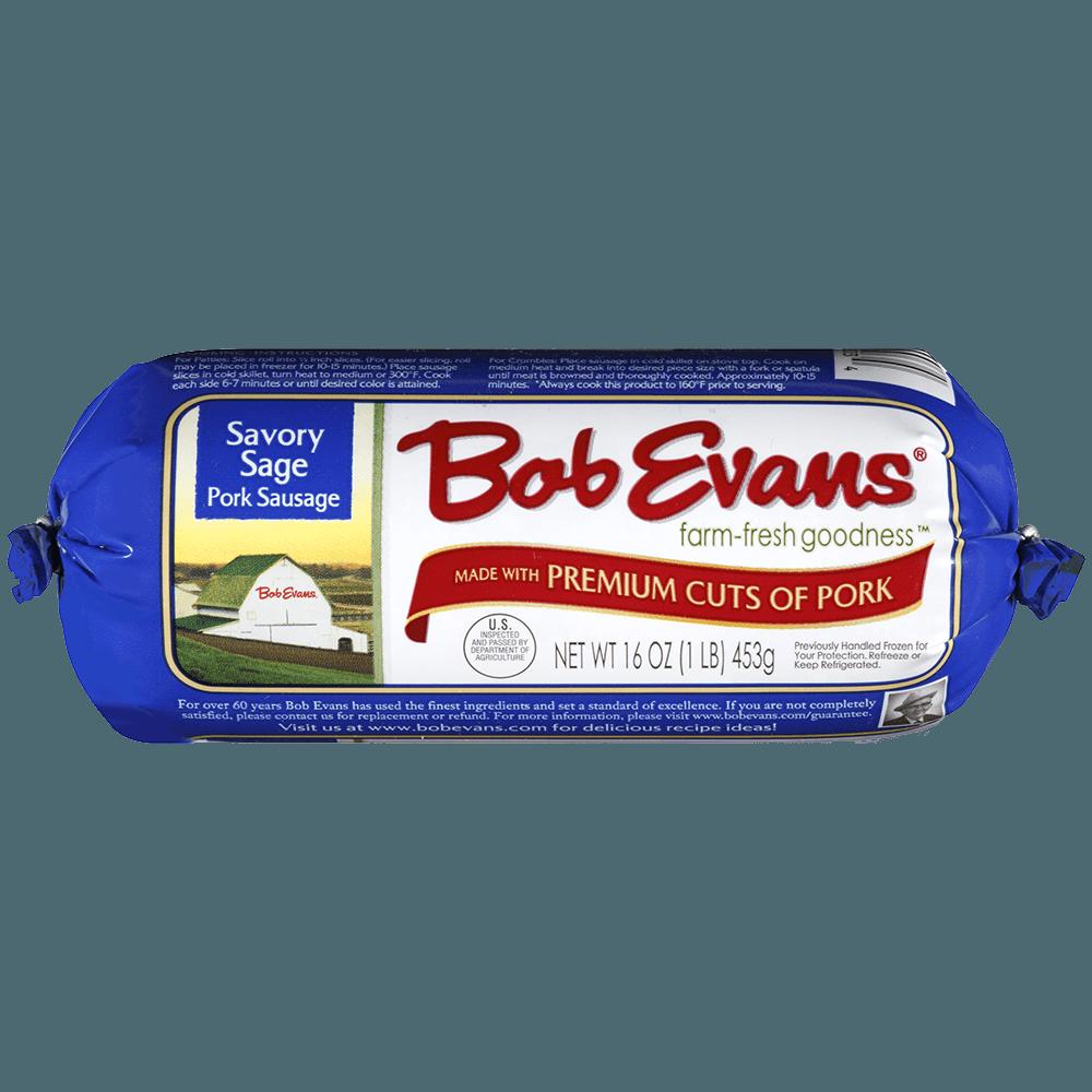 Bob Evans Savory Sage Roll Sausage