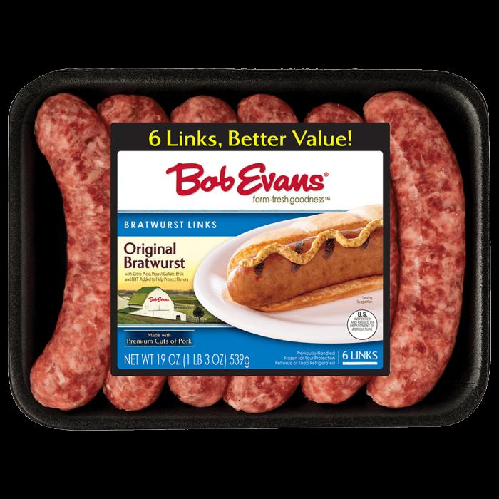 Bob Evans Original Bratwurst