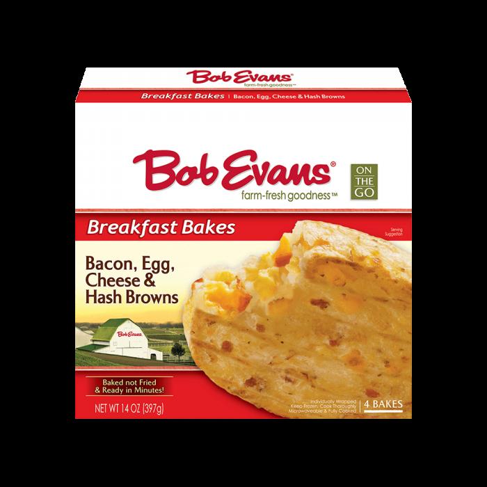 Bob Evans Bacon, Egg & Cheese Breakfast Bake