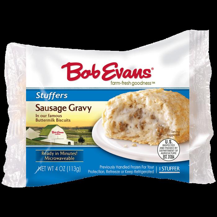 Bob Evans Single Serve Sausage Gravy Stuffers