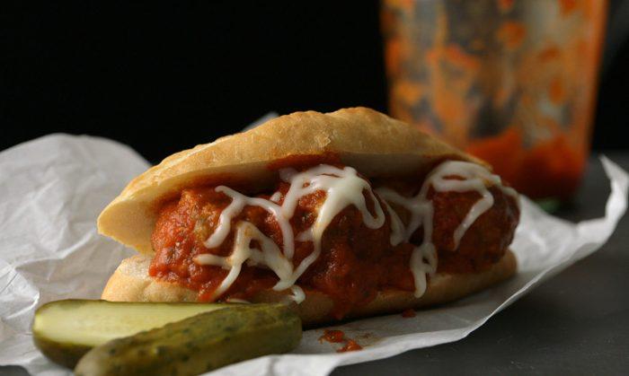 Sausage Meatball Sub