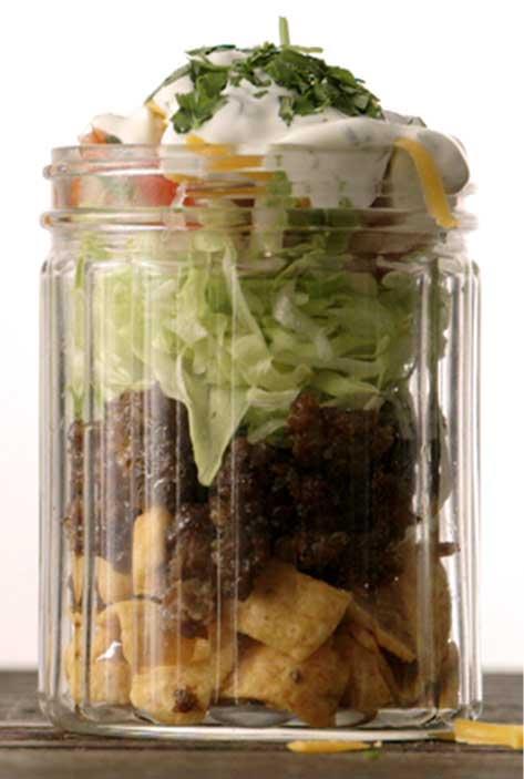 Walking Taco Salad